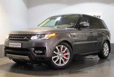 Land Rover Range Rover Sport 3,0 SDV6 Autobiography bei fahrzeuge.frey-salzburg.landrover-vertragspartner.at in