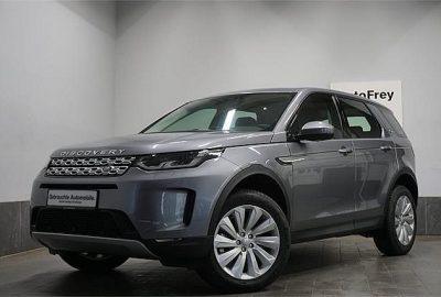 Land Rover Discovery Sport D150 4WD Aut. SE bei fahrzeuge.frey-salzburg.landrover-vertragspartner.at in