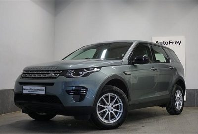Land Rover Discovery Sport 2,0 TD4 4WD Pure Aut. bei fahrzeuge.frey-salzburg.landrover-vertragspartner.at in