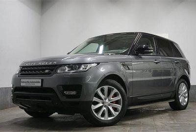 Land Rover Range Rover Sport 3,0 SDV6 HSE Dynamik-Paket bei fahrzeuge.frey-salzburg.landrover-vertragspartner.at in