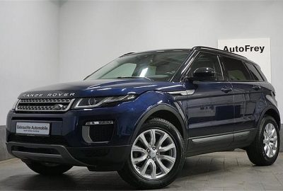 Land Rover Range Rover Evoque SE 2,0 TD4 Aut. bei fahrzeuge.frey-salzburg.landrover-vertragspartner.at in